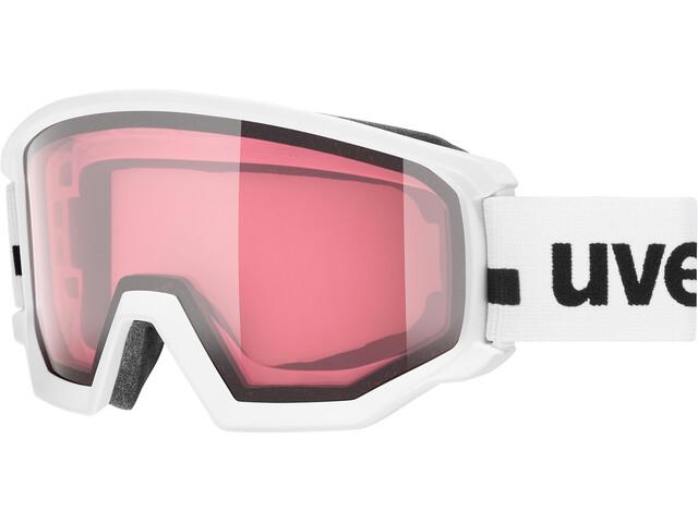 UVEX Athletic V Gafas, white/variomatic